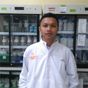 "</p> <p style=""text-align: center;"">Akhmad Mujani, A.Md."